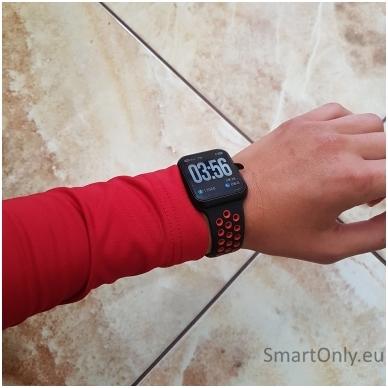 Išmanusis laikrodis ZGPAX S12 (Raudona) 8