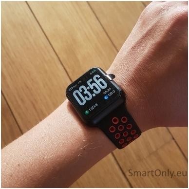 Išmanusis laikrodis ZGPAX S12 (Raudona) 7