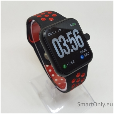 Išmanusis laikrodis ZGPAX S12 (Raudona) 2