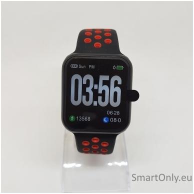 Išmanusis laikrodis ZGPAX S12 (Raudona) 3