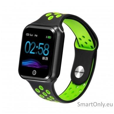 Išmanusis laikrodis ZGPAX S12 (Žalia) 2