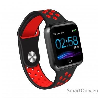 Išmanusis laikrodis ZGPAX S12 (Raudona)
