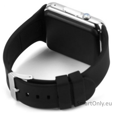 Išmanusis laikrodis ZGPAX S79 (Juoda/sidabrinė) 3