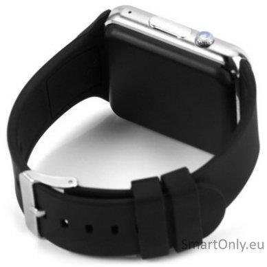 Išmanusis laikrodis-telefonas ZGPAX S79 (Juoda/sidabrinė) 3