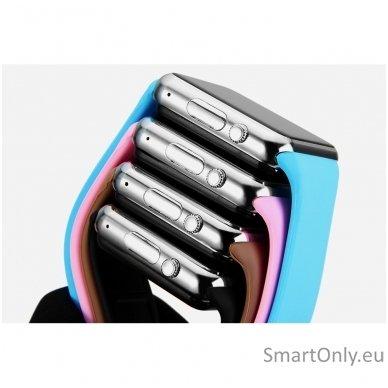 Išmanusis laikrodis-telefonas ZGPAX S79 (Juoda/sidabrinė) 9