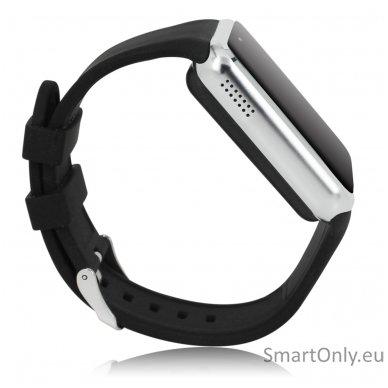 Išmanusis laikrodis-telefonas ZGPAX S79 (Juoda/sidabrinė) 5