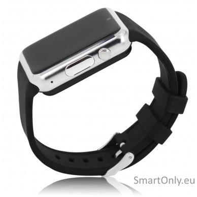 Išmanusis laikrodis ZGPAX S79 (Juoda/sidabrinė) 6