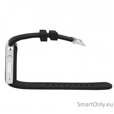 Išmanusis laikrodis-telefonas ZGPAX S79 (Juoda/sidabrinė) 7
