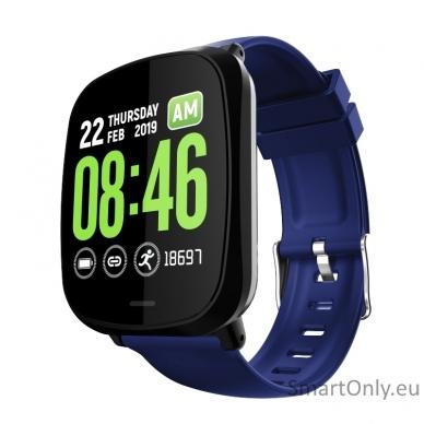 Išmanusis laikrodis ZGPAX SC08 Blue
