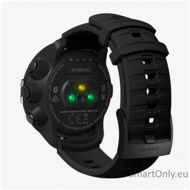 Išmanusis sportinis laikrodis SUUNTO SPARTAN SPORT WRIST HR BARO STEALTH 3