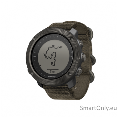 Išmanusis sportinis laikrodis SUUNTO TRAVERSE ALPHA FOLIAGE 8