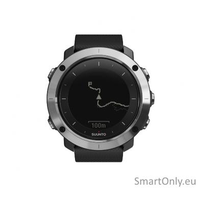 Išmanusis sportinis laikrodis SUUNTO TRAVERSE BLACK 3