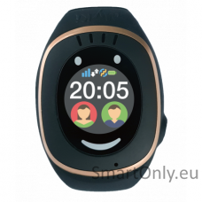 Išmanusis laikrodis Myki Touch (juoda)