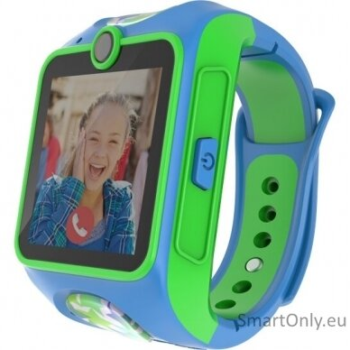 Išmanusis laikrodis Myki Junior Exclusive (mėlyna)