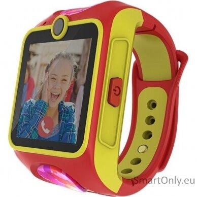 Išmanusis laikrodis Myki Junior (raudona)