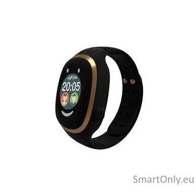 Išmanusis laikrodis Myki Touch (juoda) 2