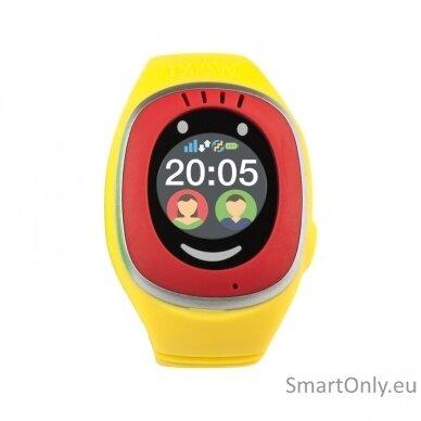 Išmanusis laikrodis Myki Touch (raudona)