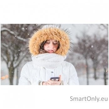 Šaltis ir išmanusis telefonas - sunkiai suderinama, bet pagelbėti gali išmanusis laikrodis