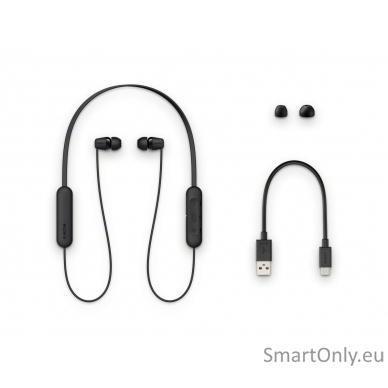 Sony Headphones WIC200B bevielės ausinės 7