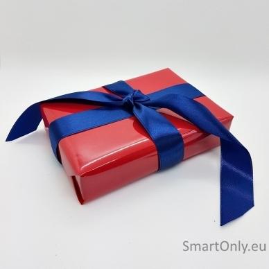 Šventinis dovanos pakavimas 2