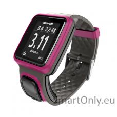 TomTom Runner Dark Pink bėgimo laikrodis