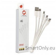 TGN USB Cable 3in1 Quick Charge