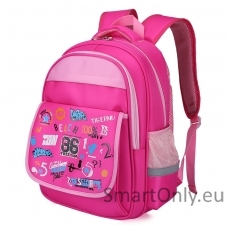 Smart backpack for kids TGN B3227 Pink Game