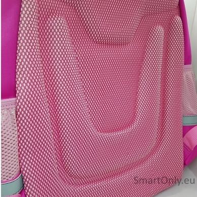 Vaikiška išmanioji kuprinė TGN B3227 Bright Pink 7