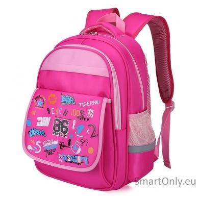 Vaikiška išmanioji kuprinė TGN B3227 Bright Pink