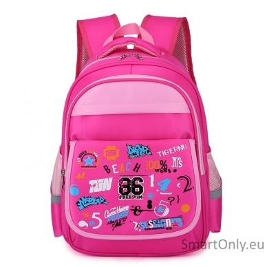 Vaikiška išmanioji kuprinė TGN B3227 Bright Pink 2