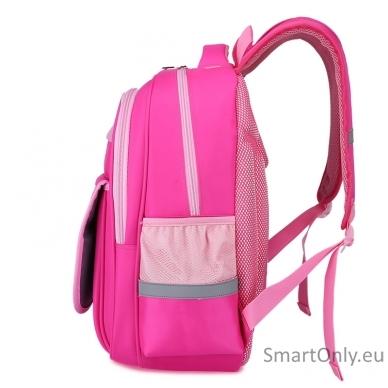 Vaikiška išmanioji kuprinė TGN B3227 Bright Pink 3