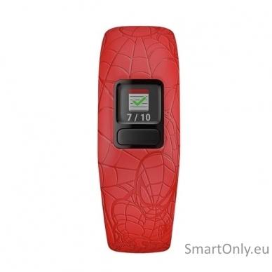 Garmin Vivofit Jr2 Adjustable Spider Man Red 3