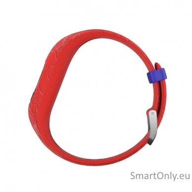 Garmin Vivofit Jr2 Adjustable Spider Man Red 5