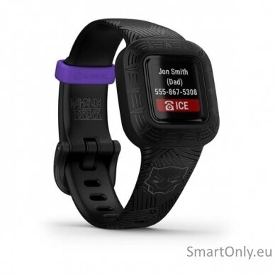 Garmin vivofit jr3 Black Panther 2