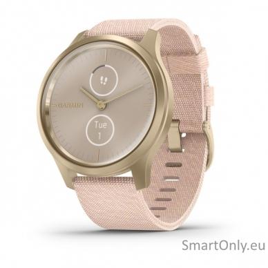 Garmin Vivomove Style Gold Pink
